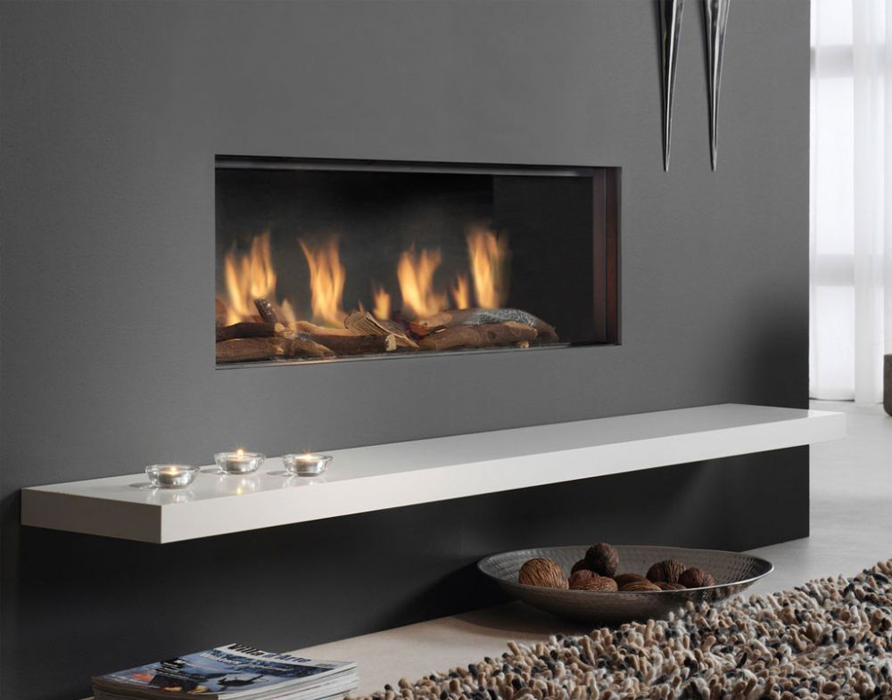 dru global 100 bf gaskamineinsatz. Black Bedroom Furniture Sets. Home Design Ideas