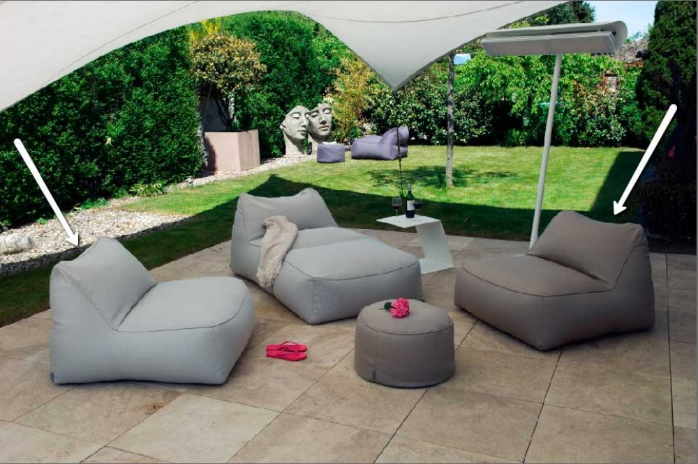 Outdoor Sofa Vivara von Moonich