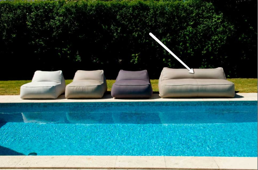 Outdoor Sofa Panarea von Moonich