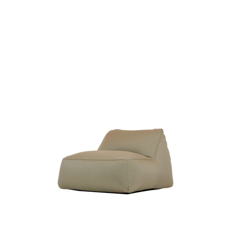 Outdoor Sofa Vivara taupe von Moonich
