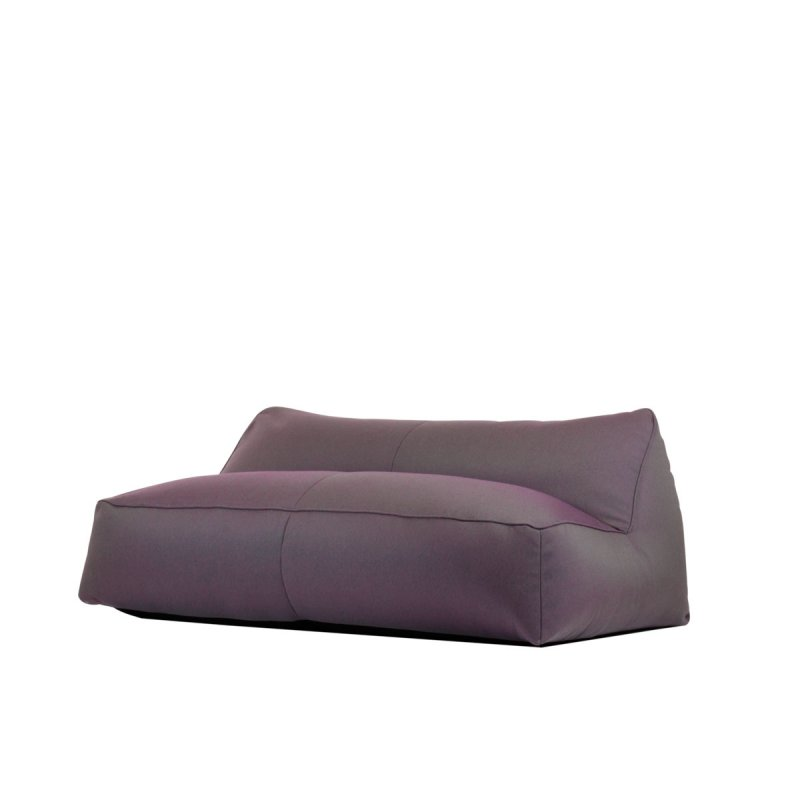 Outdoor Sofa Panarea lila von Moonich