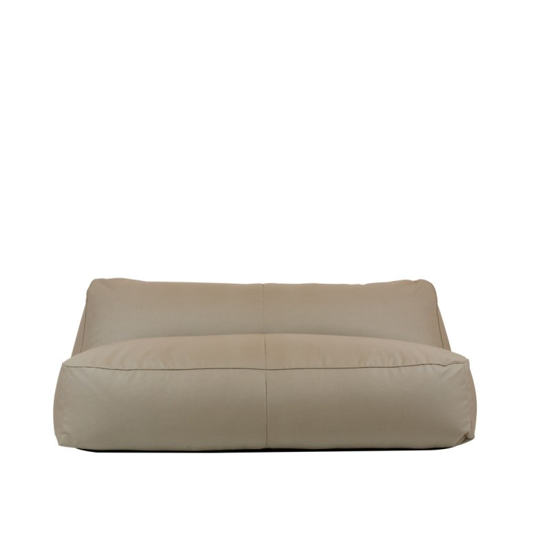 Outdoor Sofa Panarea taupe von Moonich