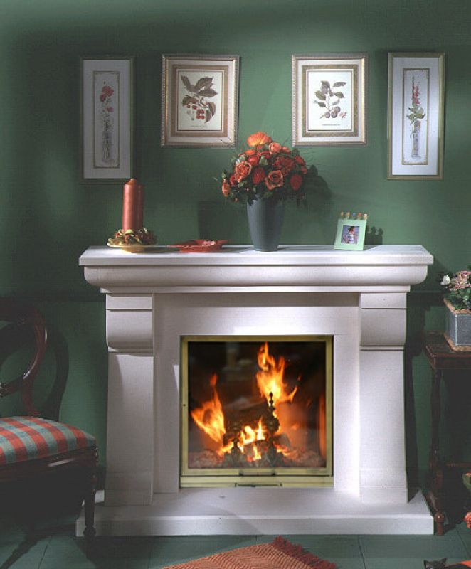 fireplace surround The Alicante