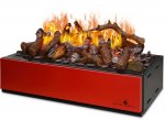 The Flame electric fire Wood Large