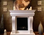 fireplace surround Luxor