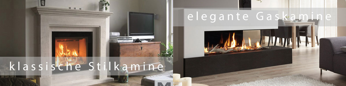Marmorkamin-Shop - Fireplaces Online